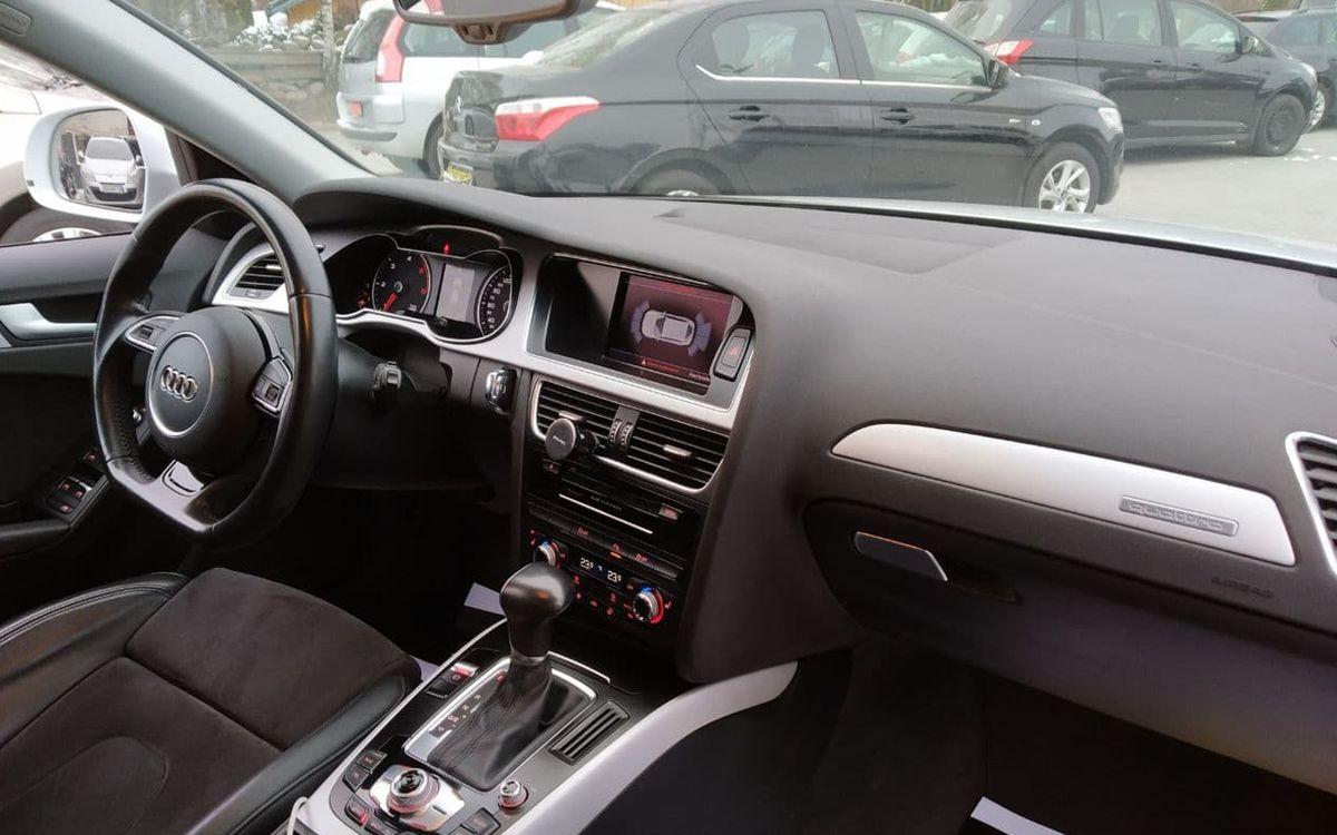 Audi A4 Allroad 2015 фото №15