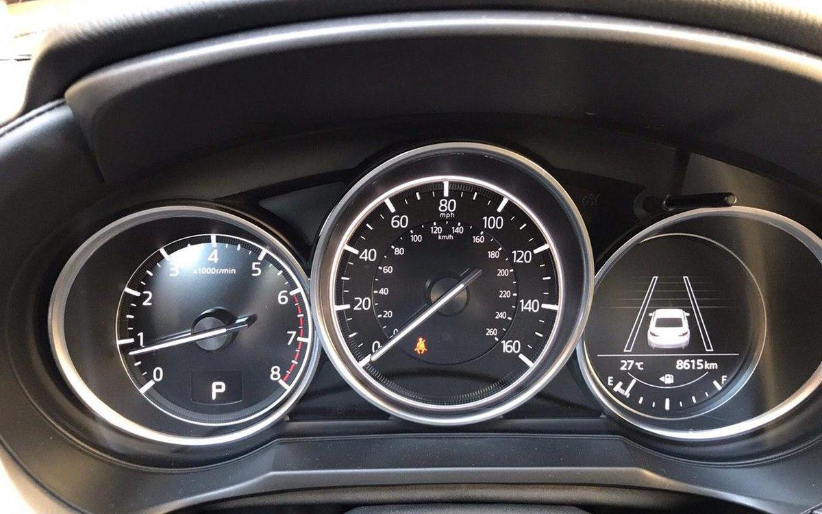 Mazda 6 GT 2018 фото №14