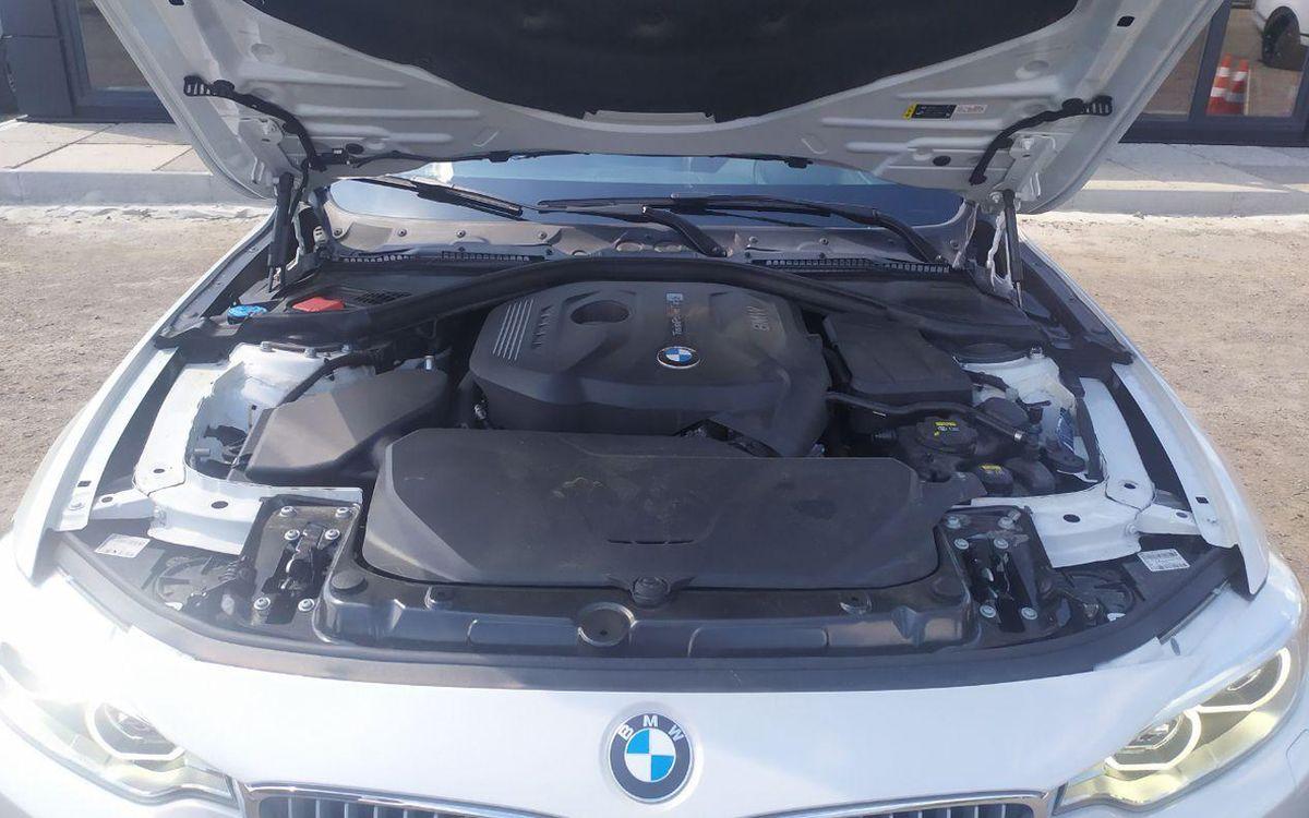 BMW 430 Grand Coupe 2017 фото №17