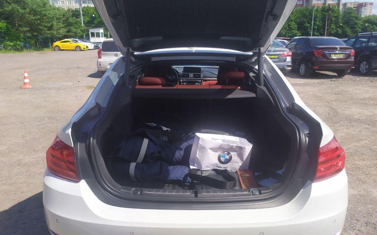 BMW 430 Grand Coupe 2017 фото №18