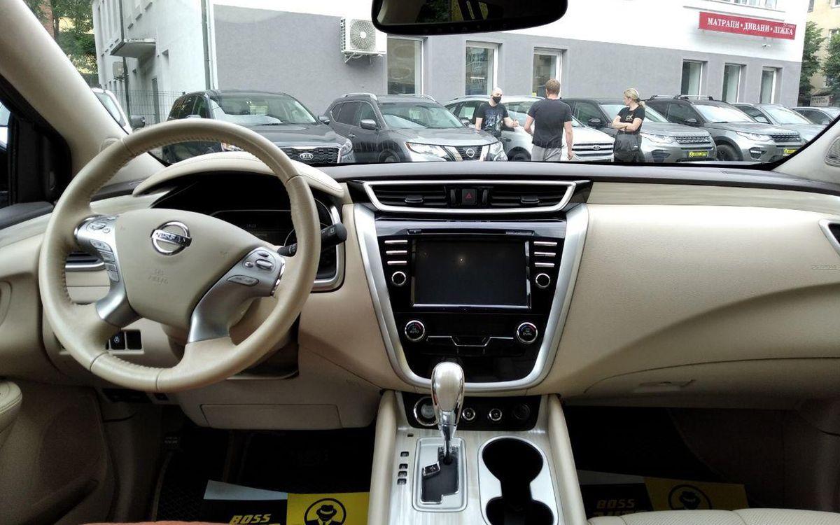 Nissan Murano 2015 фото №16