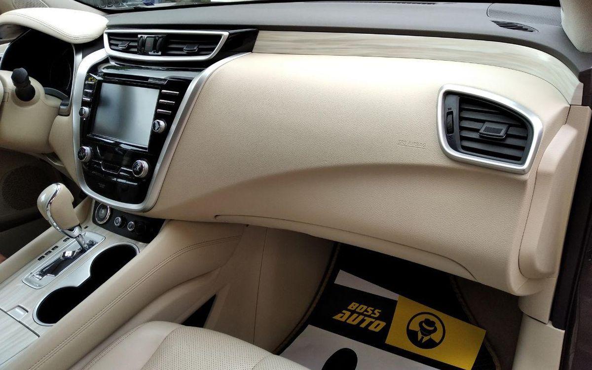 Nissan Murano 2015 фото №17