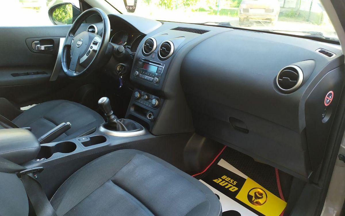 Nissan Qashqai 2011 фото №15
