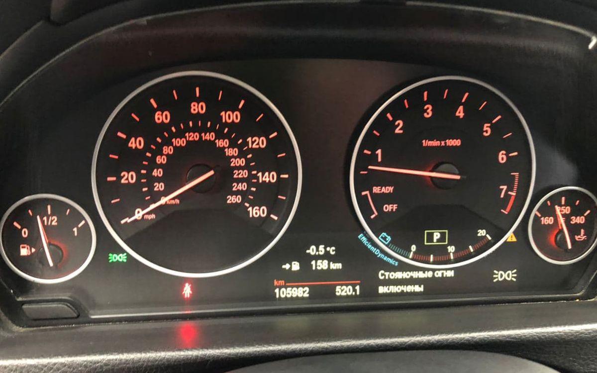 BMW 328 Xdrive 2015 фото №17
