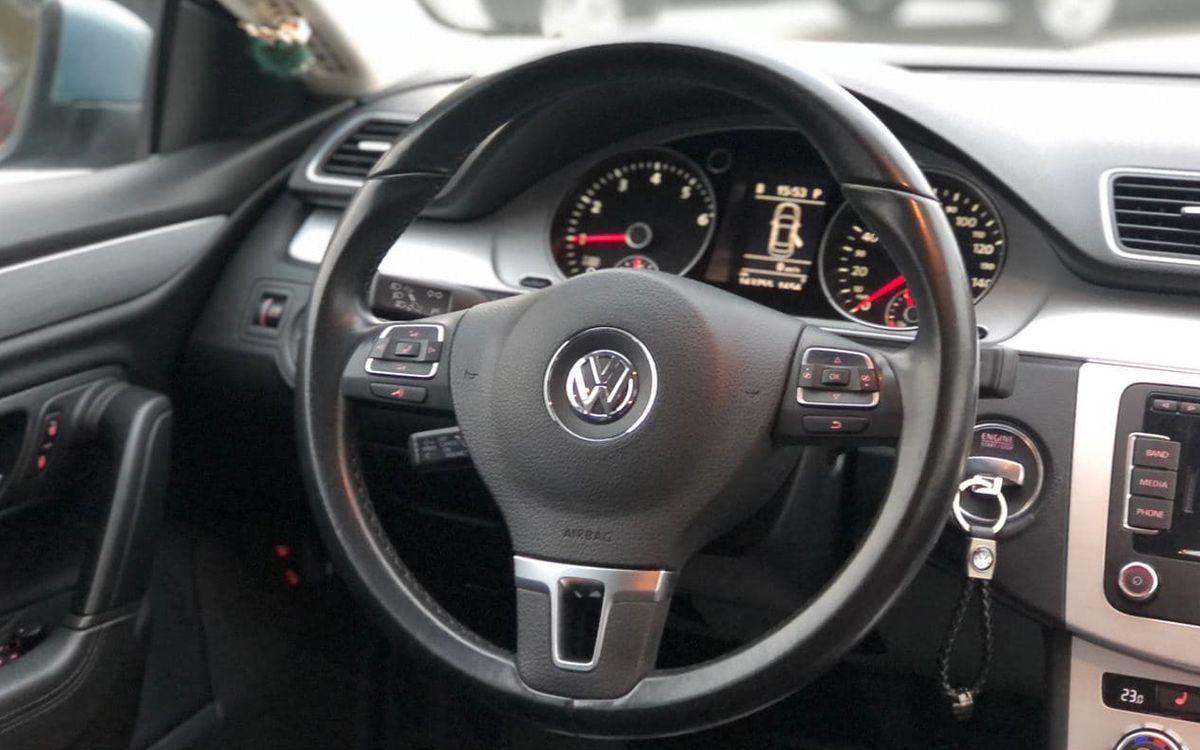 Volkswagen CC Sport 2012 фото №14