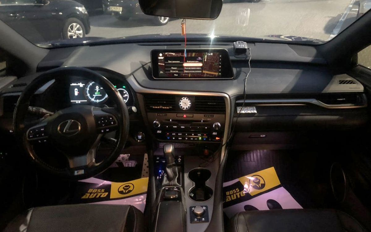 Lexus RX 200t F-Sport 2016 фото №9