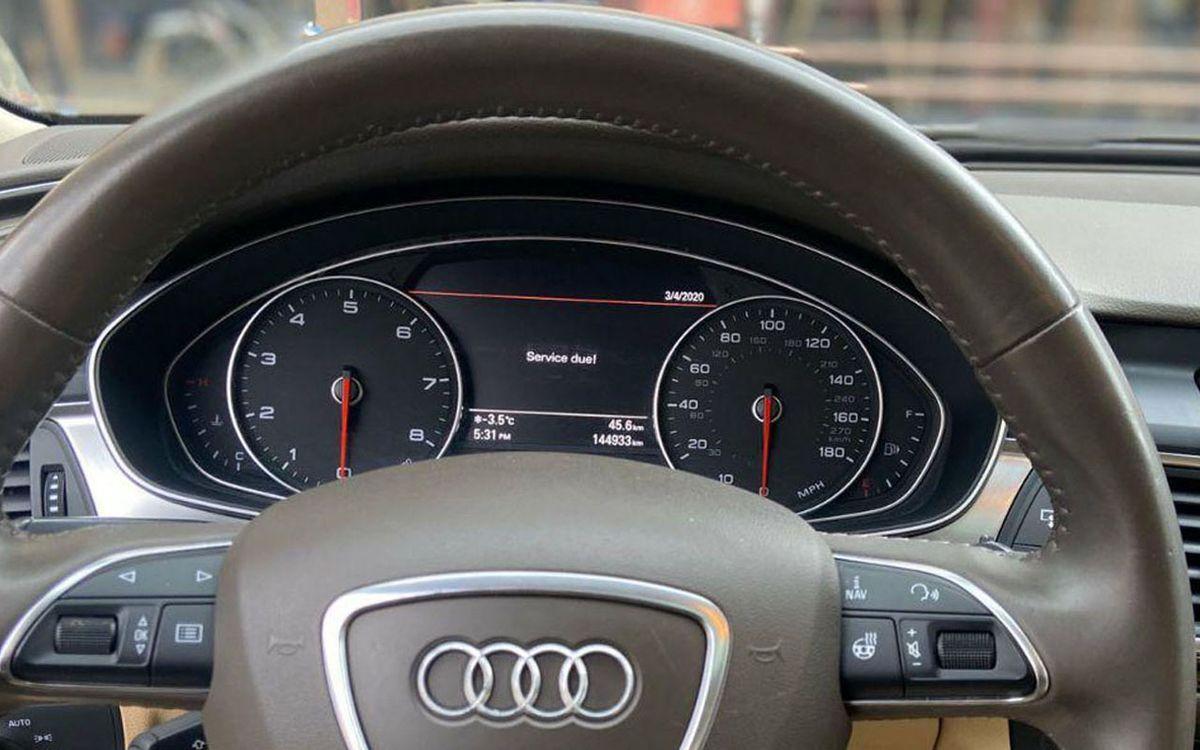 Audi A6 Supercharged Quattro 2013 фото №11