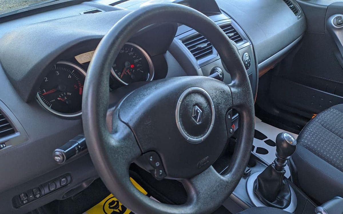 Renault Megane 2007 фото №13