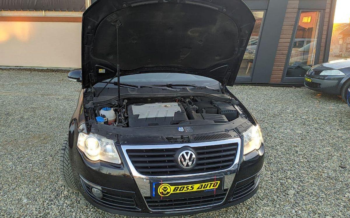 Volkswagen Passat 2008 фото №20