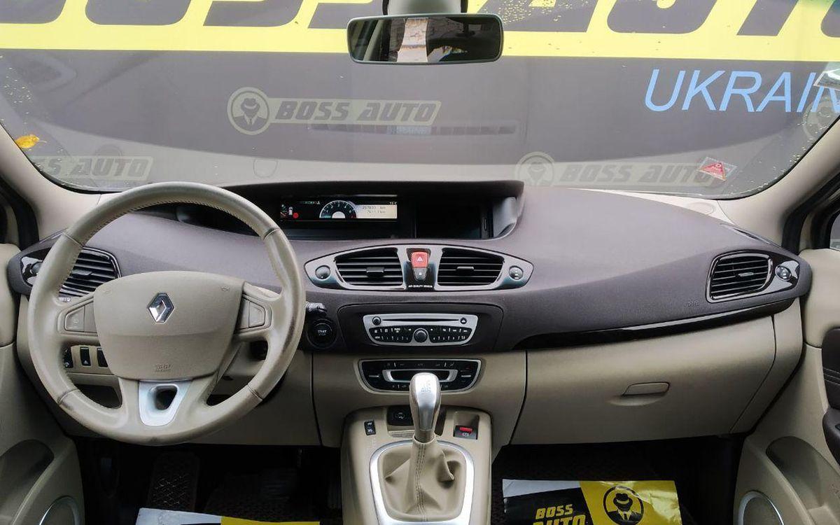 Renault Scenic 2011 фото №13