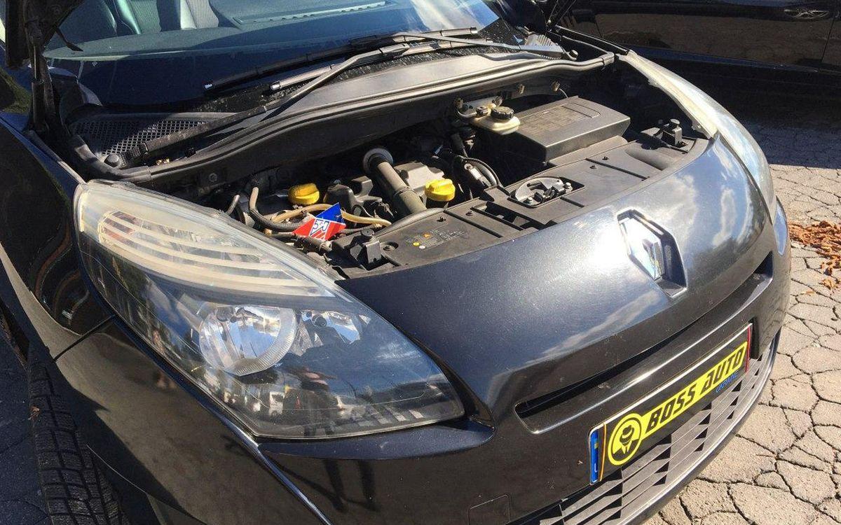 Renault Megane Scenic 2009 фото №16