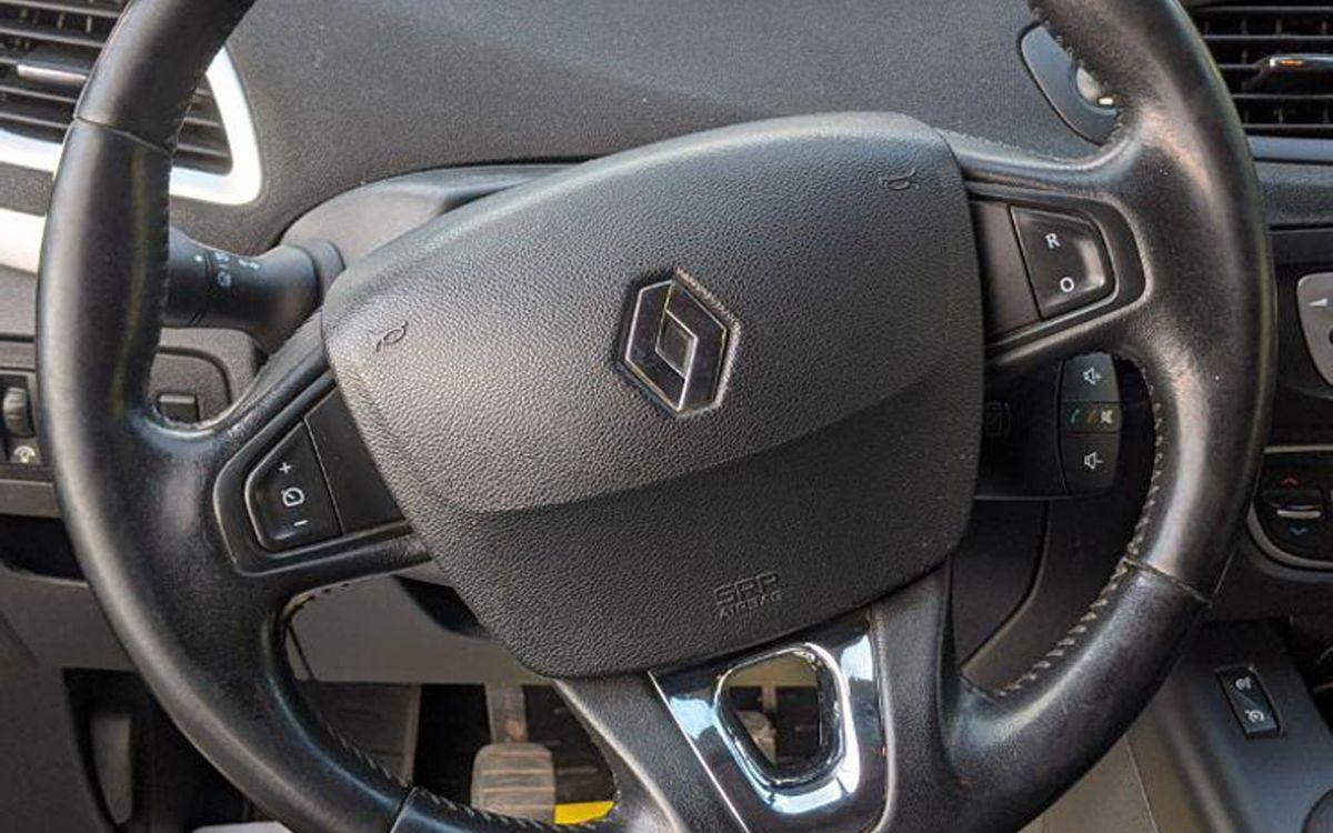 Renault Grand Scenic 2014 фото №14