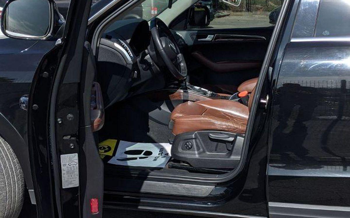 Audi Q5 2009 фото №8