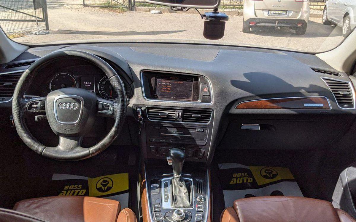 Audi Q5 2009 фото №10