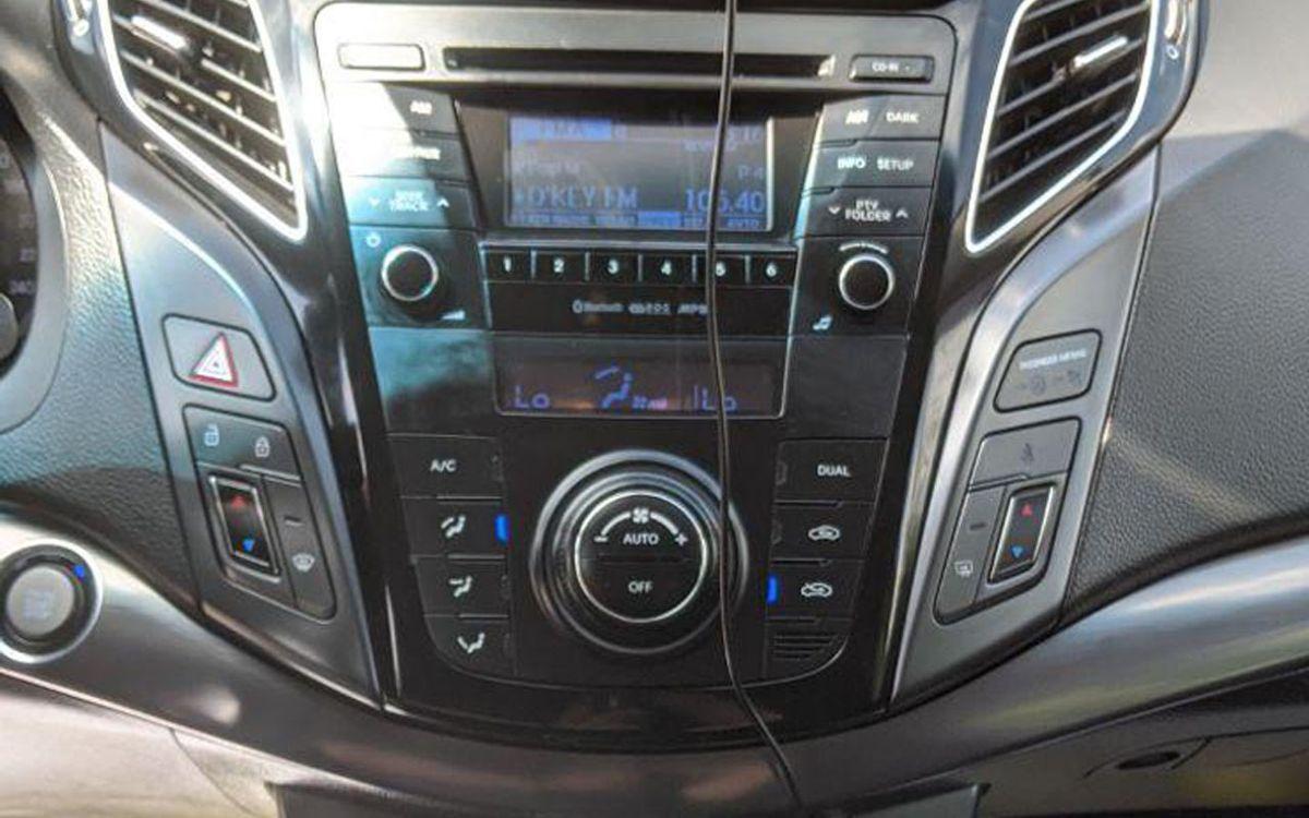 Hyundai i40 2014 фото №11