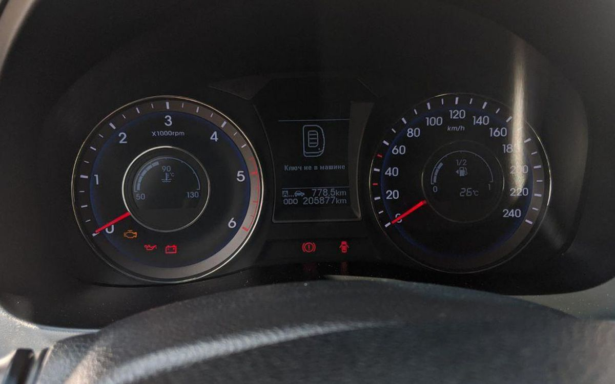 Hyundai i40 2014 фото №13