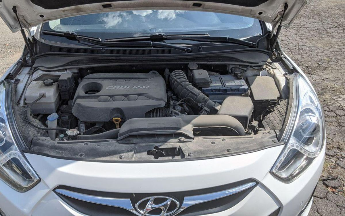 Hyundai i40 2014 фото №14
