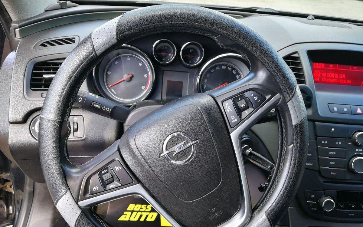 Opel Insignia Grand Sport 2011 фото №13