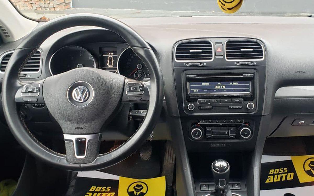Volkswagen Golf 2012 фото №8