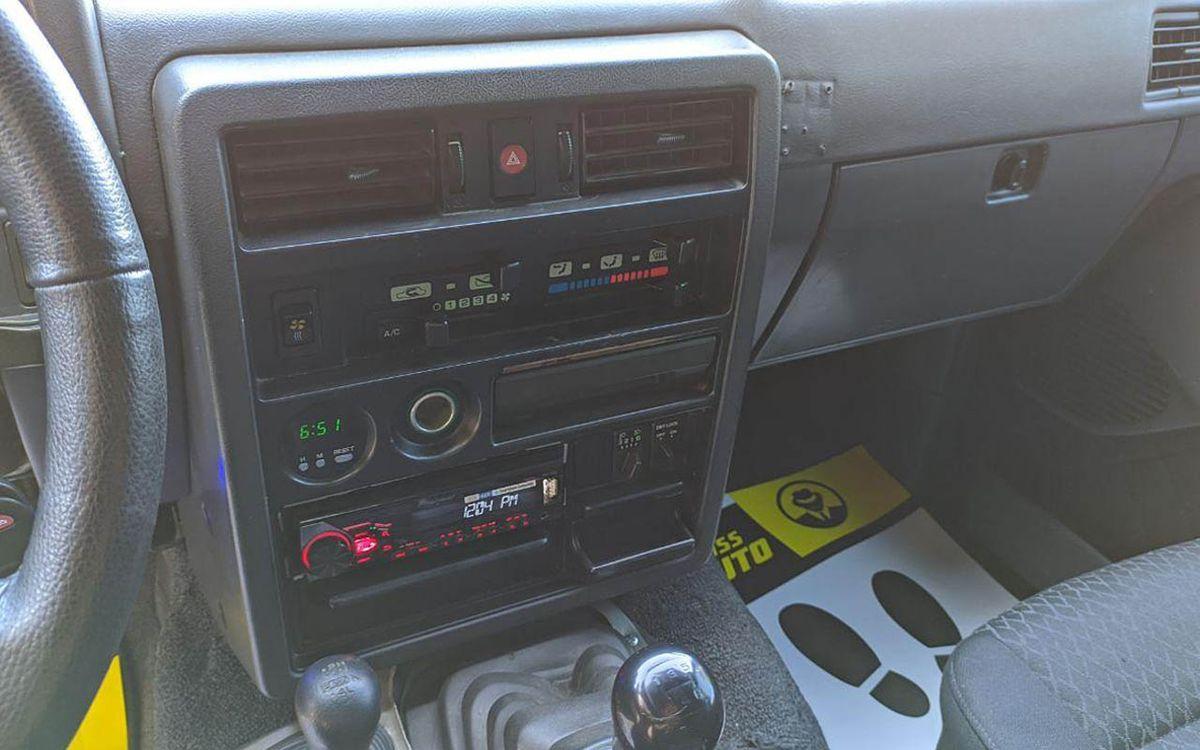 Nissan Patrol 1992 фото №16