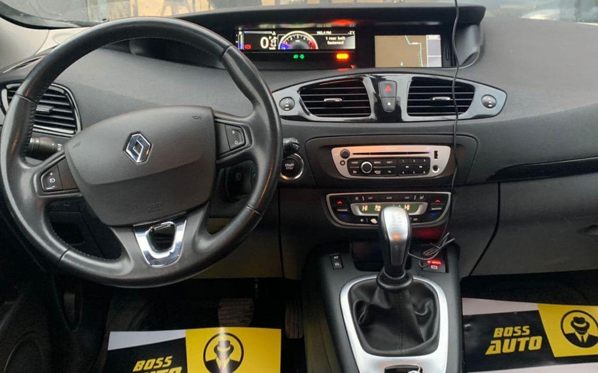 Renault Scenic 2014 фото №9