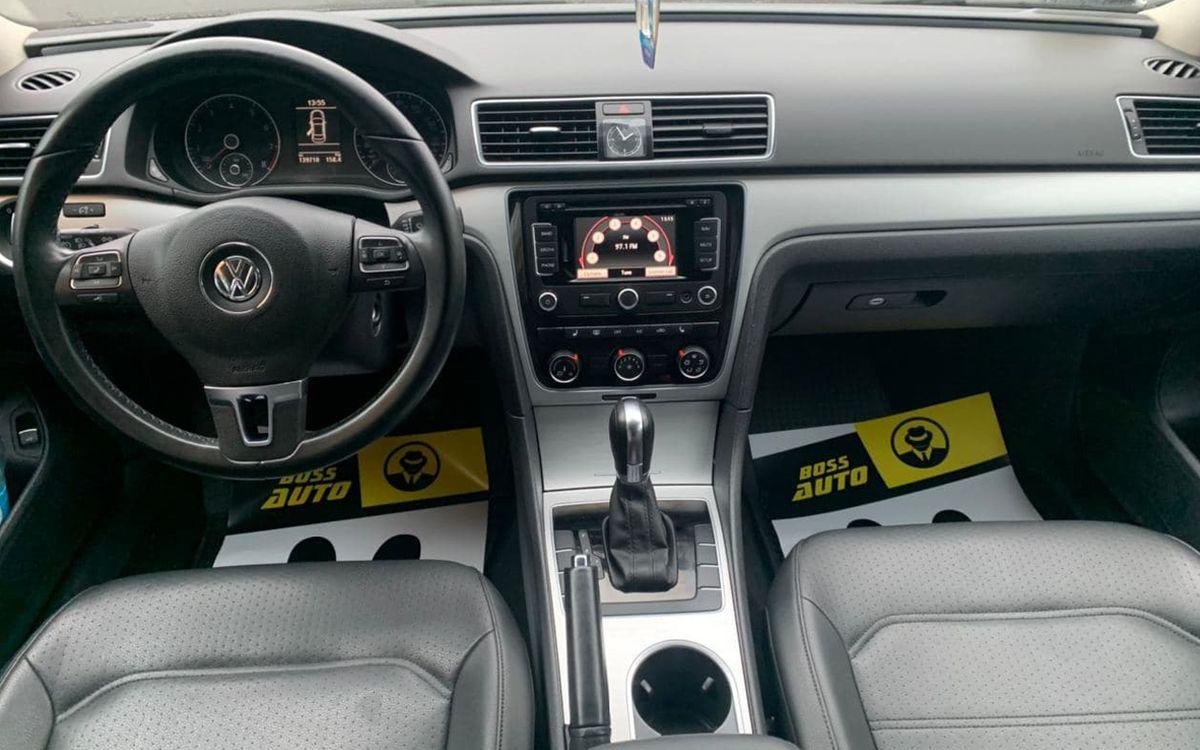 Volkswagen Passat 2013 фото №9