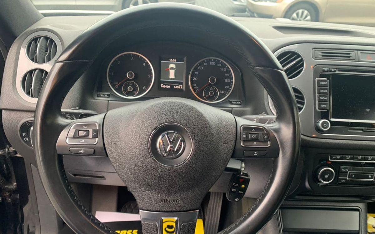 Volkswagen Tiguan 2014 фото №10