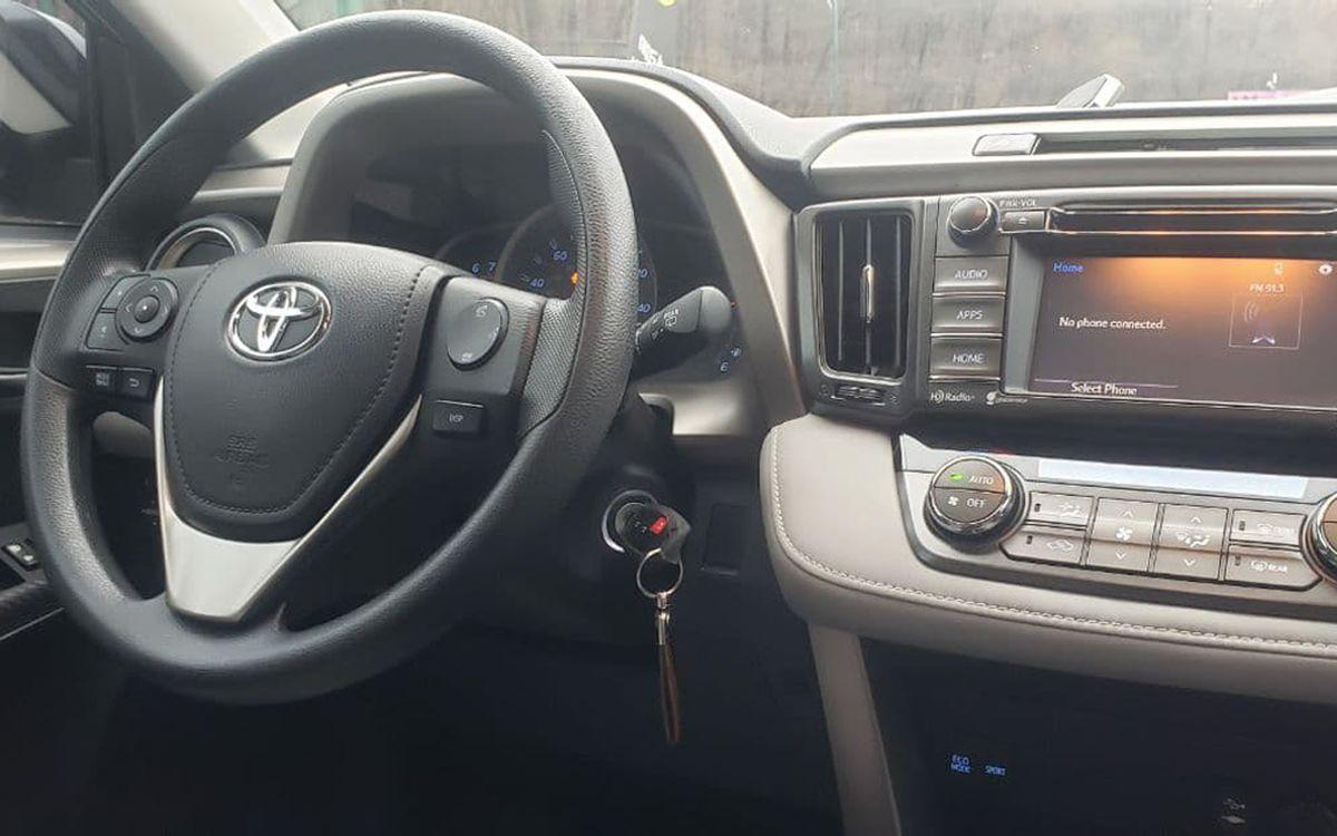 Toyota RAV4 2015 фото №11
