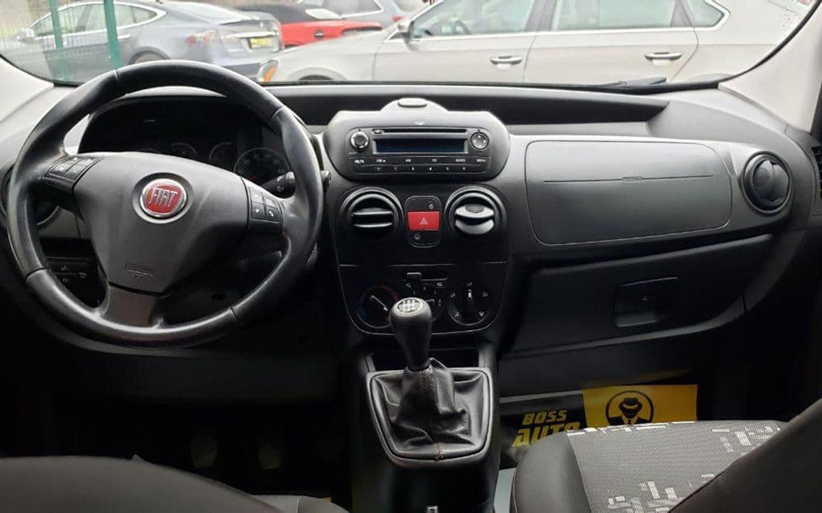 Fiat Qubo 2011 фото №9