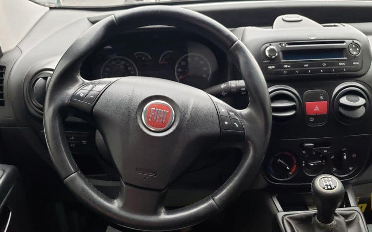 Fiat Qubo 2011 фото №10