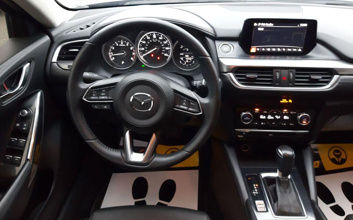 Mazda 6 2017 фото №16