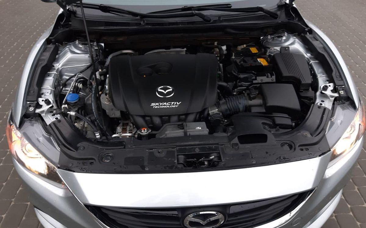 Mazda 6 2017 фото №17