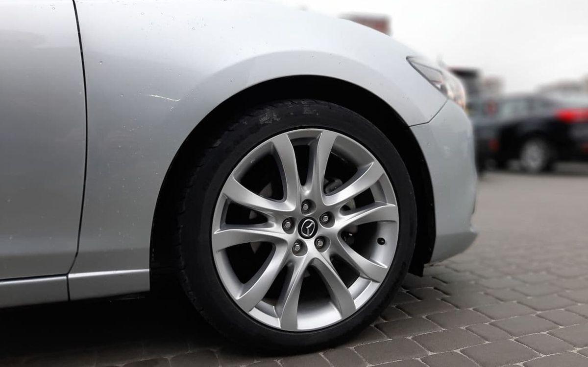 Mazda 6 2017 фото №19