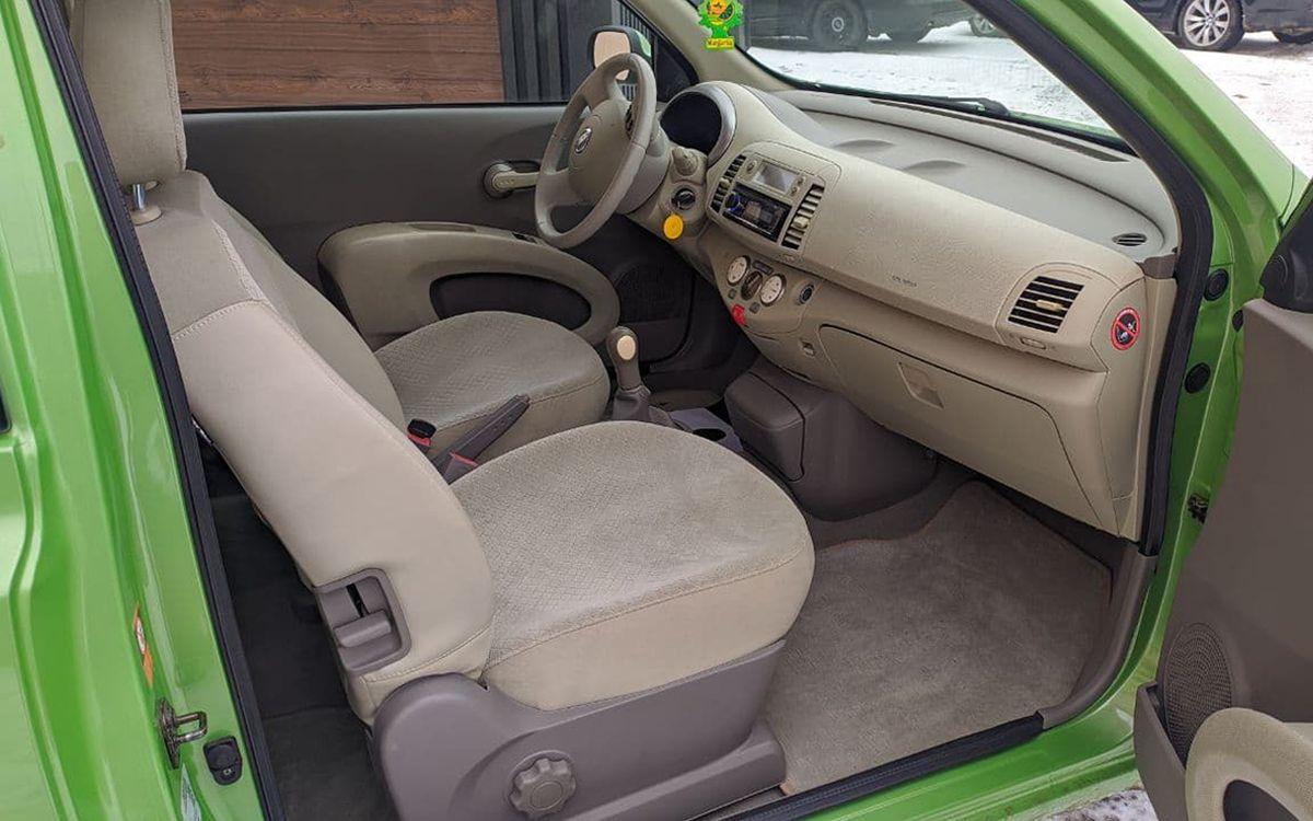Nissan Micra 2003 фото №14