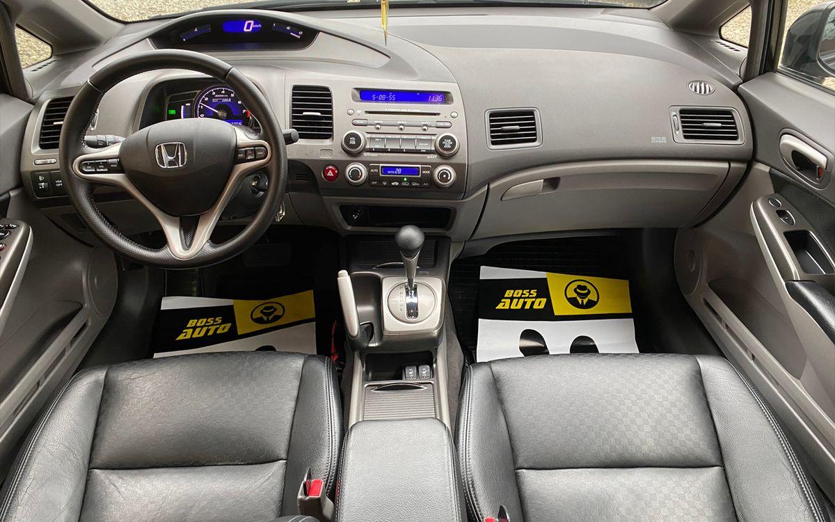 Honda Civic 2008 фото №18
