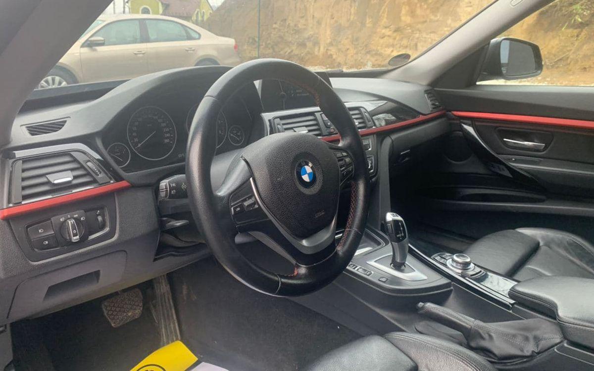 BMW 320 2013 фото №7