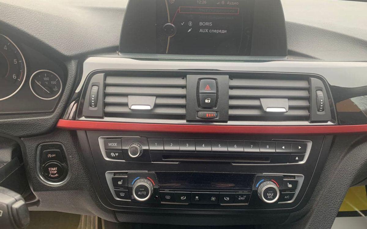 BMW 320 2013 фото №9