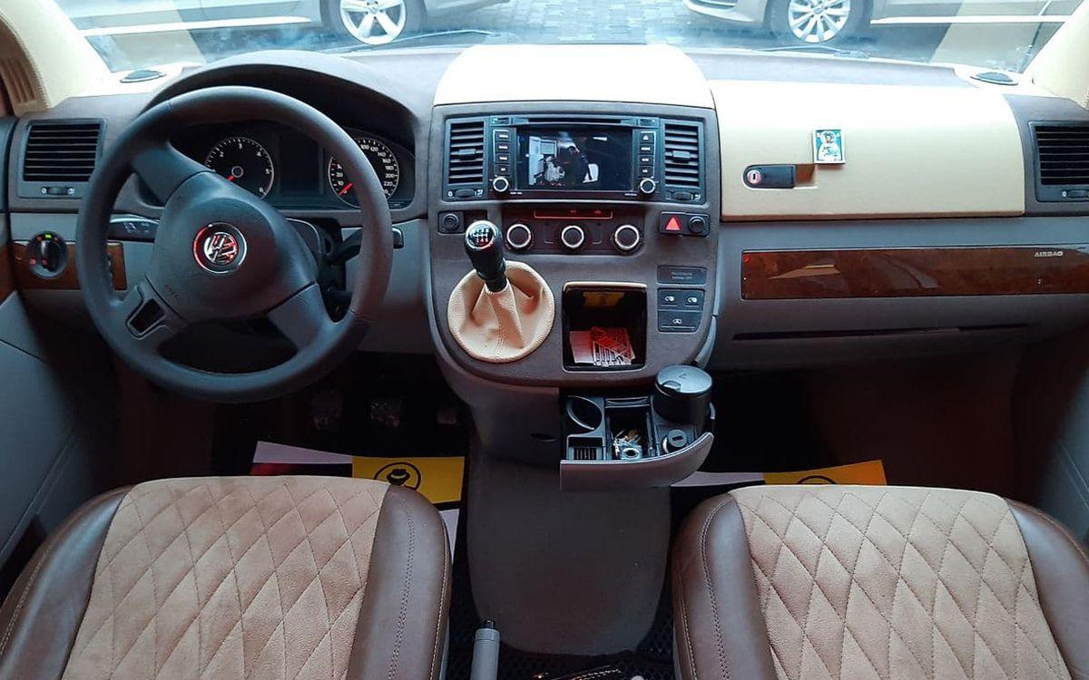 Volkswagen T5 2013 фото №10