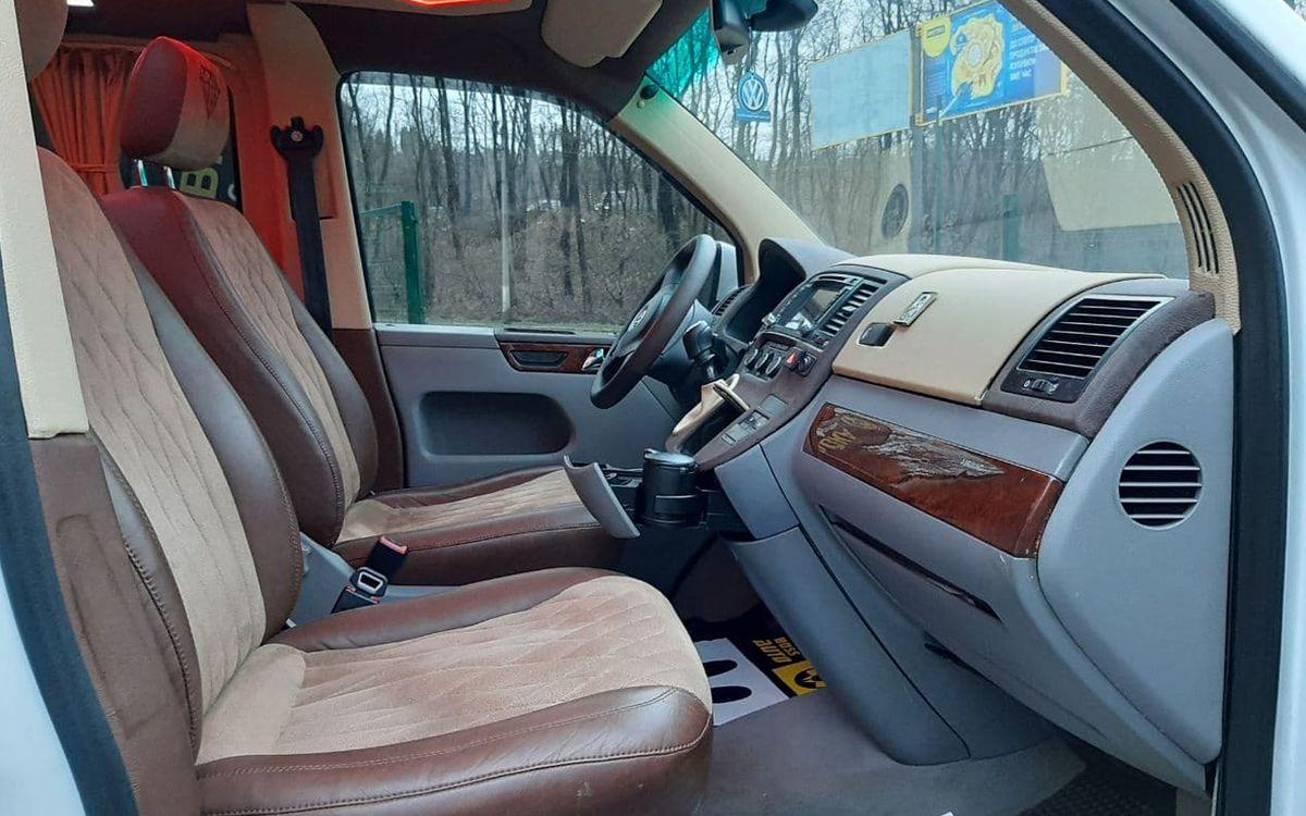 Volkswagen T5 2013 фото №11