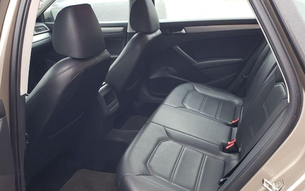 Volkswagen Passat 2014 фото №8