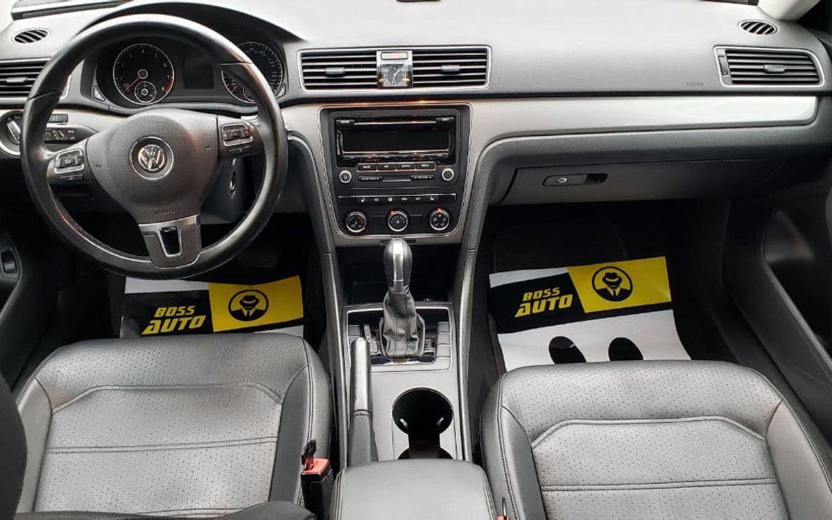 Volkswagen Passat 2014 фото №9