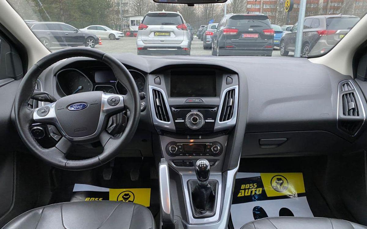 Ford Focus Titanium 2013 фото №9