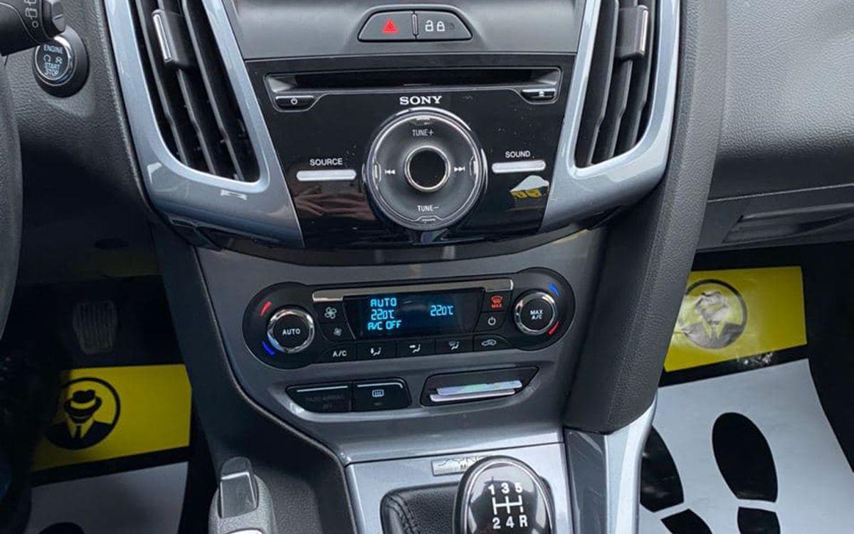 Ford Focus Titanium 2013 фото №10