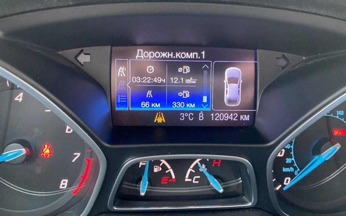 Ford Focus Titanium 2013 фото №12