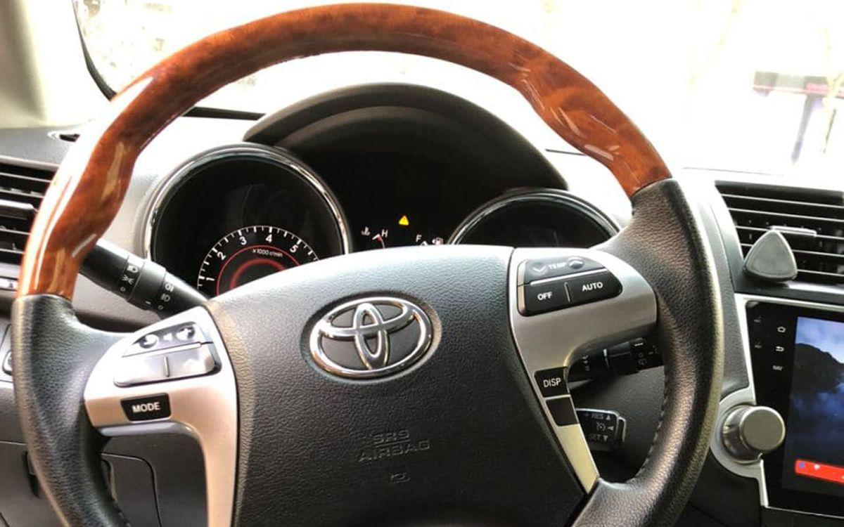 Toyota Highlander 2011 фото №12