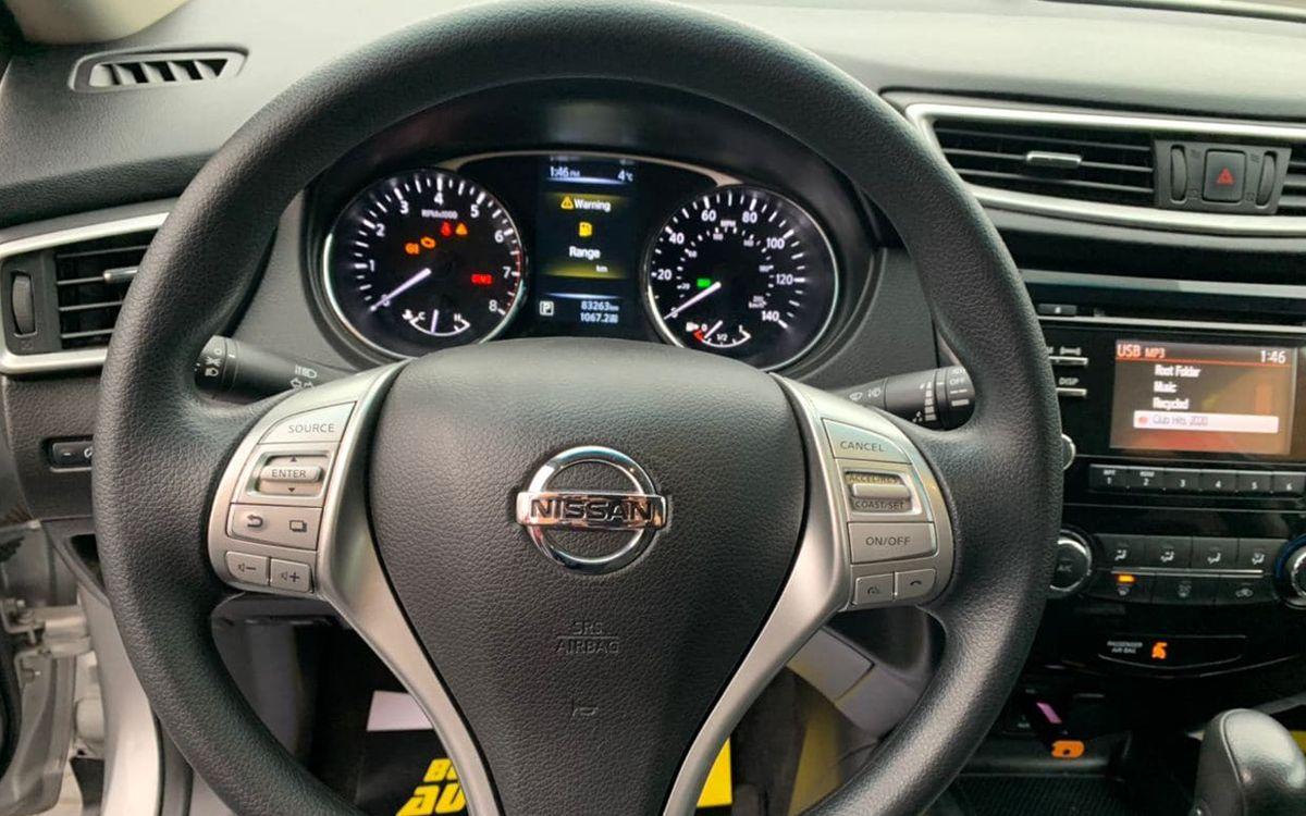 Nissan Rogue 2016 фото №13