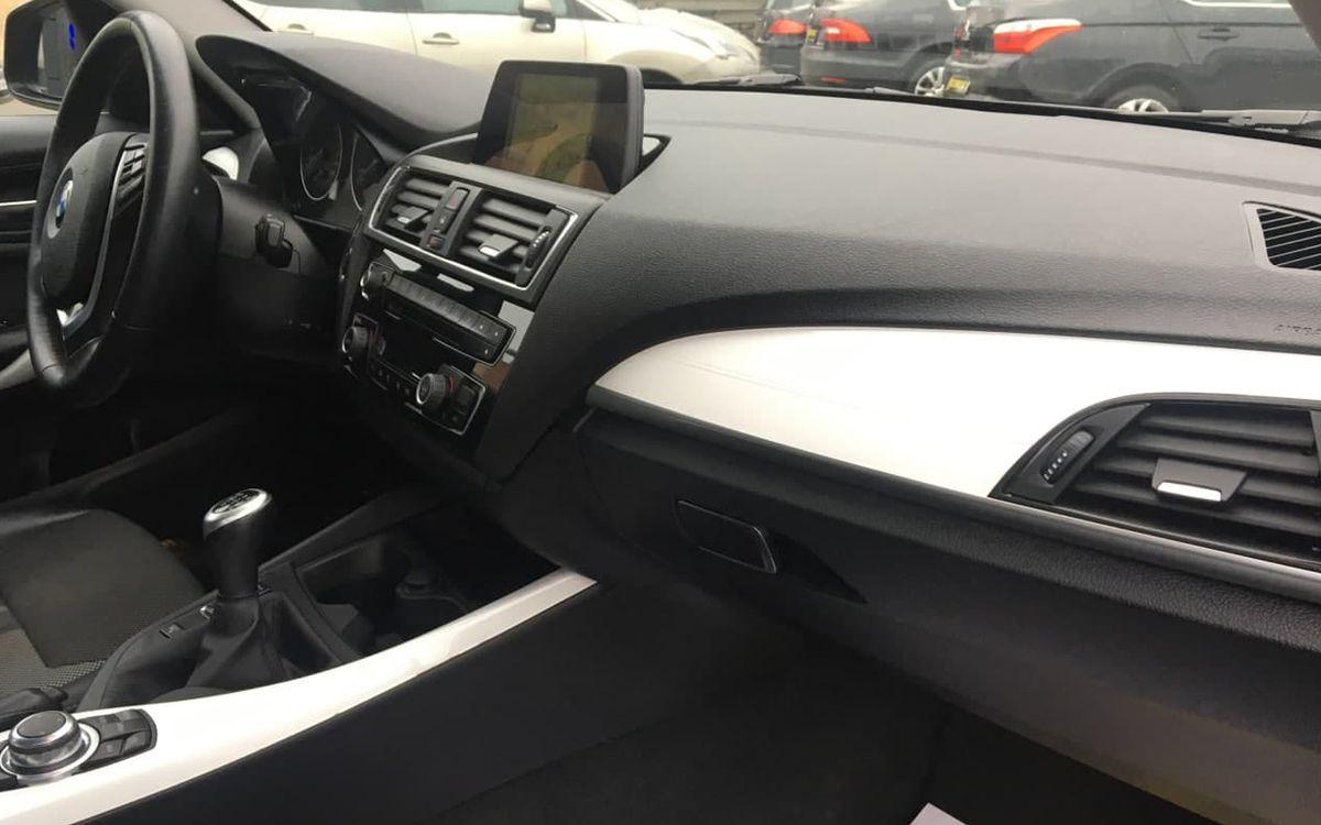 BMW 118 D 2016 фото №14