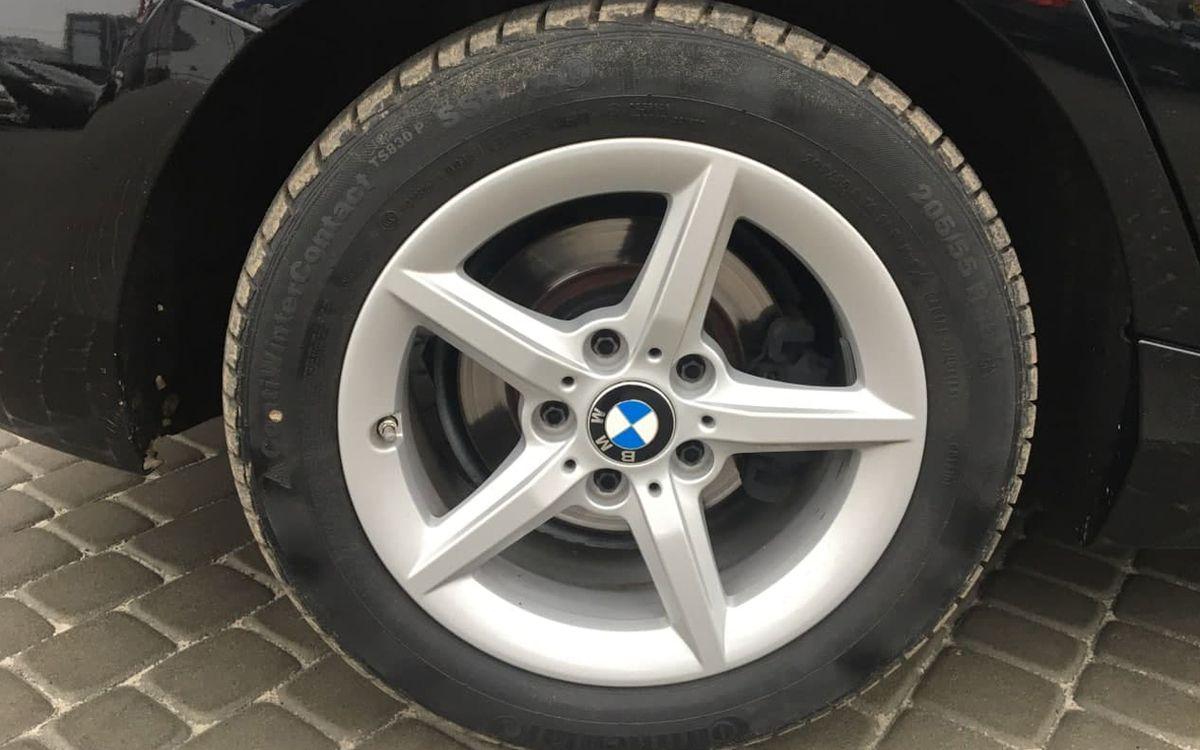 BMW 118 D 2016 фото №16
