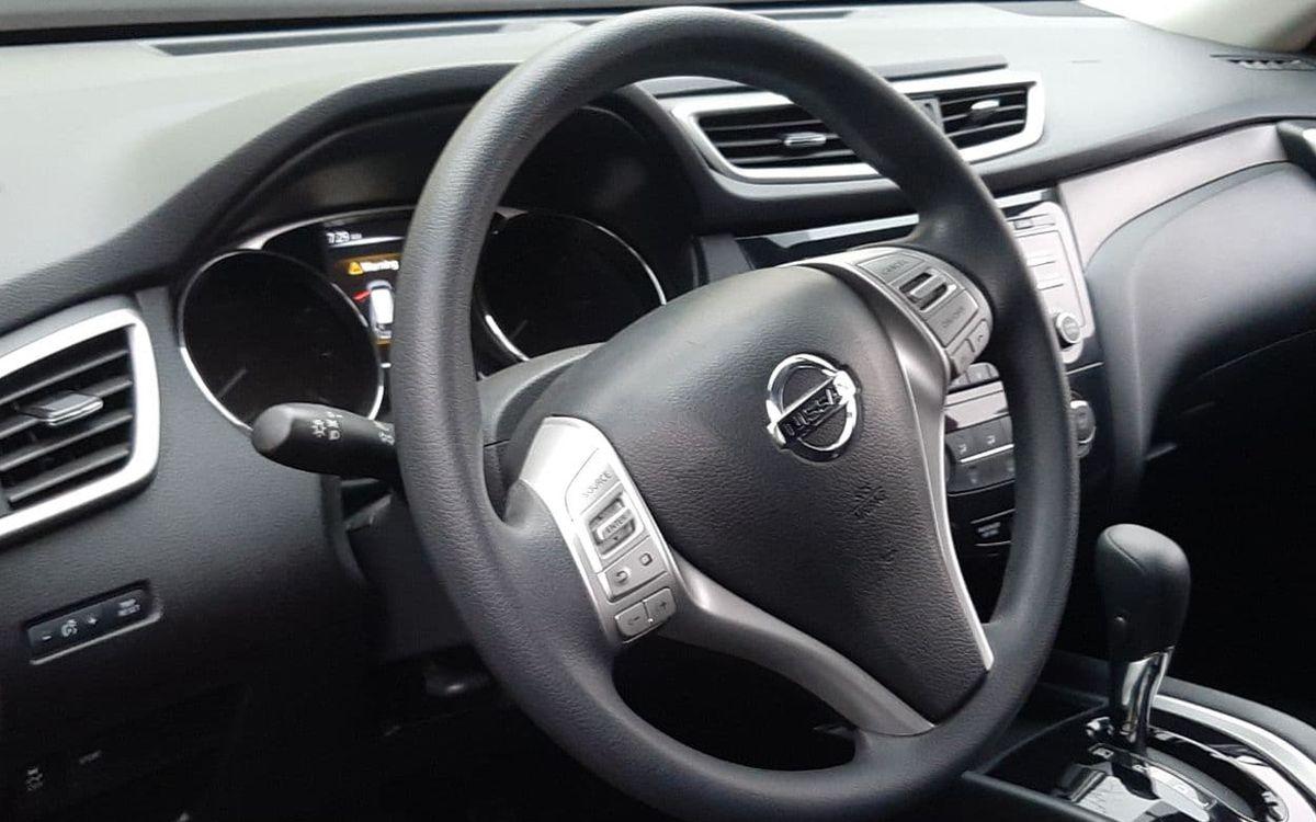 Nissan Rogue S 2014 фото №8