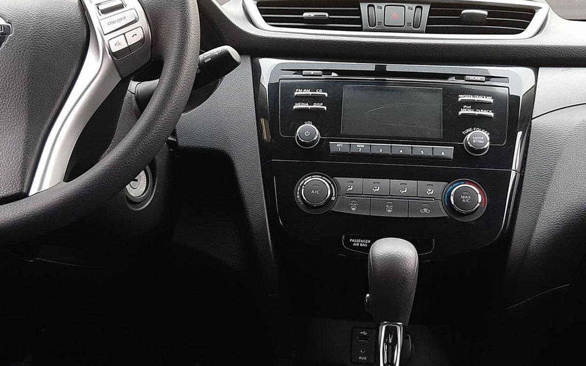 Nissan Rogue S 2014 фото №9